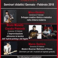 Clinic Gennaio/Febbraio 2018