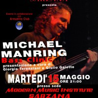 MICHAEL MANRING Bass Clinic
