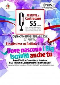 Festival di Castrocaro 2012