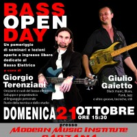 Bass Open Day