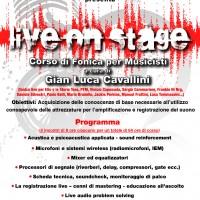 Live On Stage 2012/13 - Corso di Fonica per Musicisti