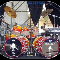 Nigel Olsson Drum