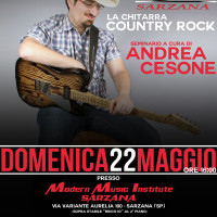 La chitarra Country Rock_web