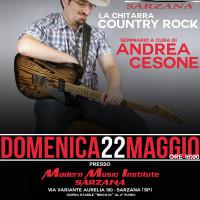 La chitarra Country Rock_web