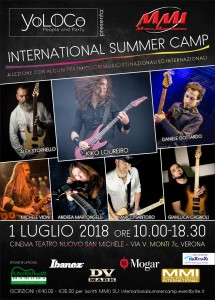 MMI International Summer Camp 2018